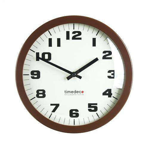 Round Clock A(BR)