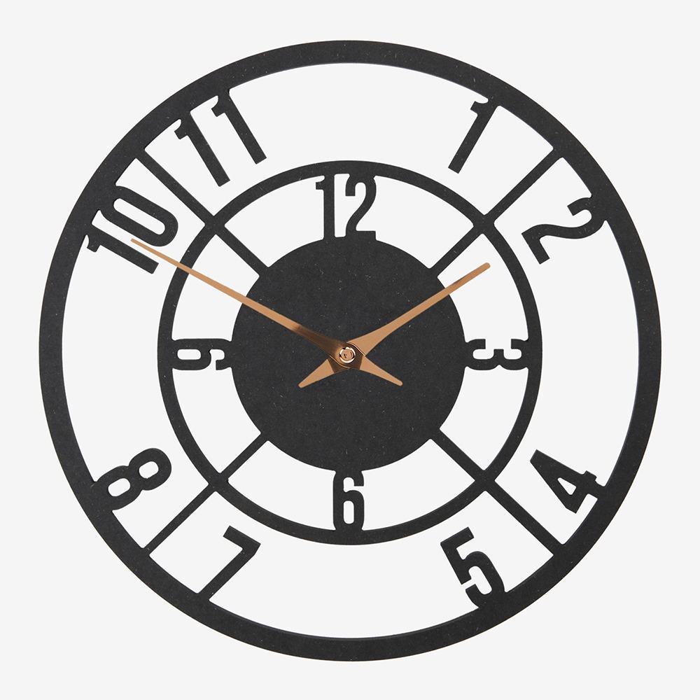 넘버프레임 벽시계 (Number Frame Clock)