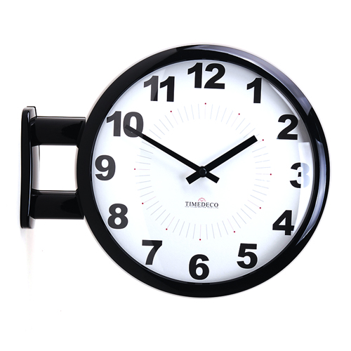 Morden Double Clock A6(BK)