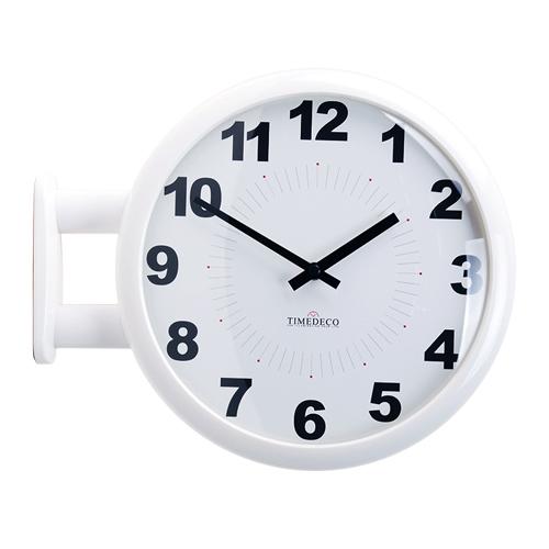 Morden Double Clock A6(WH)